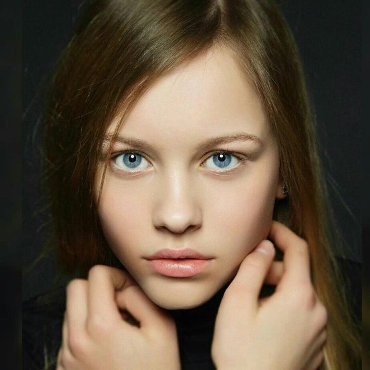 One of the young models presented to you by Teen & Kids Models